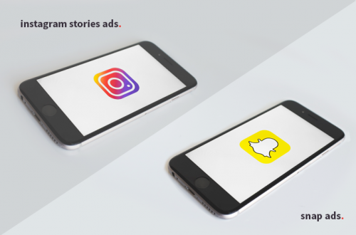 Infographic: Snap ads or Instagram Stories ads?