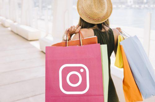 See, Tap & Shoppen op Instagram