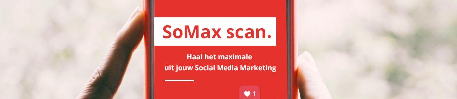 SoMax social scan