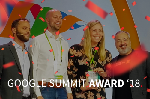 Maxlead en KWF winnen Internationale Google Summit Award 2018