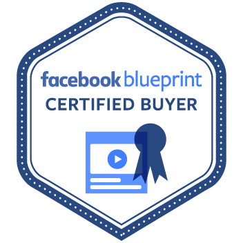 Facebook Blueprint certified agency