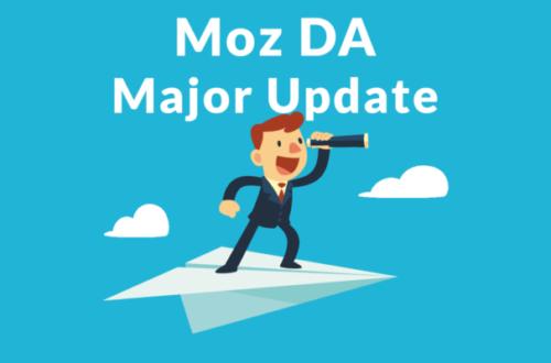 Moz.com DA metric update – Heeft dit invloed op de SEO van jouw website