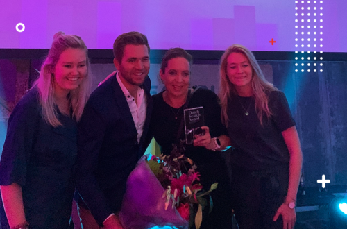 Maxlead wint Dutch Search Award met Q-Park