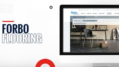 Forbo Flooring Systems kiest na bureau-oriëntatie voor Maxlead