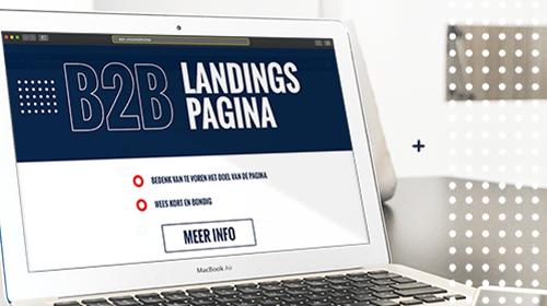 12 richtlijnen waar je B2B landingspagina (SEA) aan moet voldoen